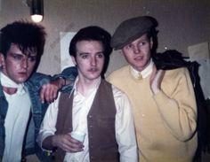 The Blitz Club || Steve, Midge and Rusty