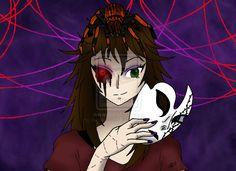 Creepypasta OC: Nemesis/ Nancy Gale by darkangel6021.deviantart.com on @deviantART