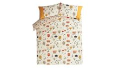 George Home Woodshed Pattern Duvet Set, read reviews and buy online at George at ASDA. Shop from our latest range in Home & Garden. Perfect for sinking into ...