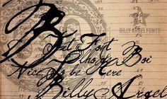 Olho de Boi font by Billy Argel - FontSpace