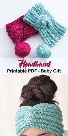 Make a Turban Headband - Harry Make a Turban Headband - . Make a Turban Headband - Harry Make a Turban Headband - . Make a Turban Headband - Harry Make a Turban Headband - . Make a Turban Headband - Harry Turban Crochet, Bandeau Crochet, Crochet Headband Pattern, Afghan Crochet Patterns, Crochet Beanie, Crochet Stitches, Knit Crochet, Crochet Headbands, Crochet Winter