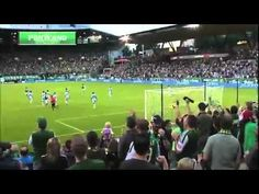 Darlington Nagbe scores the MLS 2011 Goal of the Year