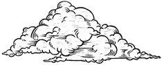hole in the clouds drawing - Hľadať Googlom Doodle Drawings, Tattoo Drawings, Woodcut Tattoo, Art Et Design, Cloud Drawing, Kunst Tattoos, Desenho Tattoo, Art Sketchbook, Ink Art