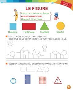 Montessori, Italy For Kids, Education, School, Camilla, Halloween, Math Books, Learning, Figurative