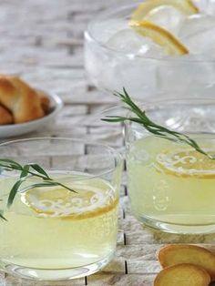 Zencefilli limonata Tarifi - İçecekler Yemekleri - Yemek Tarifleri