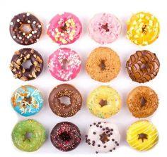 Ciambelle!!! #donuts
