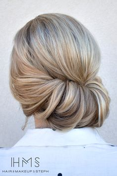bridesmaid hair - kayla's wedding!