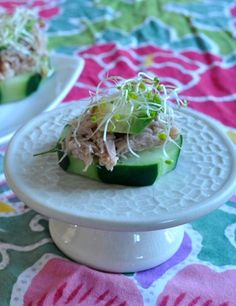 Tuna Salad Recipe: Avocado Bites | Todays Healthy Lunch with #OceanNaturals #Shop #CBias - Mindfully Frugal Mom