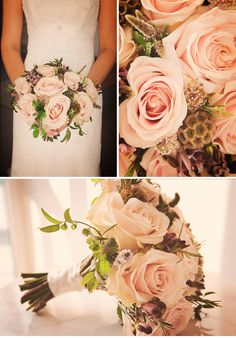 Pink Rose Bouquet. This is the ONE:)
