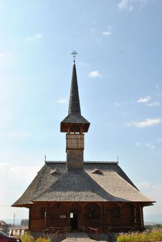 Church in Covasna Romania, Tower, Building, Beautiful, Rook, Computer Case, Buildings, Construction