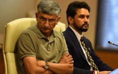 Anurag Thakur removed As BCCI Chief along with Ajay Shirke from Secretary : Supreme Court Order