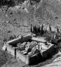V (A monastery in Mount Sinai, Egypt)