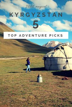 Five spectacular, off-the-path places to visit in Kyrgyzstan! Including Kol-Tor, Kol-Ukok, Arslanbob, Sary-Mogol and Sary-Chelek.   By Bunch of Backpackers