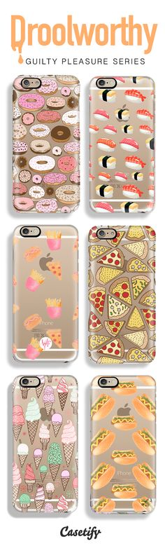 Food Phone Cases for IPhone 6 Cool Iphone Cases, Cool Cases, Diy Phone Case, Cute Phone Cases, Smartphone Iphone, Iphone Phone, Pochette Portable, Telephone Iphone, Phone Accesories