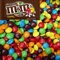 M & M's Chocolate Candy