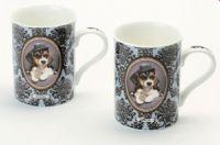 """Tazze Set 2 Mug  Decorazione """"Poppy"""" € 27,90"""