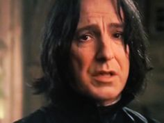 Severus Snape Always, Snape And Hermione, Professor Severus Snape, Harry Potter Stories, Harry Potter Severus Snape, Severus Rogue, Harry Potter Fan Art, Harry Potter Characters, Harry Potter Universal