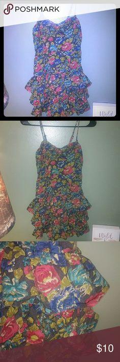 Billabong dress Billabong dress. Size Small. Very comfortable! Billabong Dresses Mini