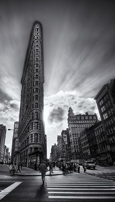 The Edges of the Flatiron Building