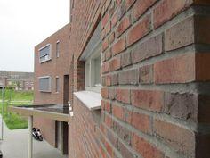 Nieuwe Veste Appartementen in Herten Roermond: Karakteristieke uitstraling door het gebruik van mooie materialen