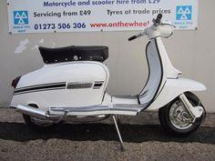 LAMBRETTA LN GP200 NOW ONLY £3495! RIDE AWAY TODAY | eBay