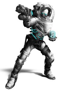 Arkham City Mr Freeze