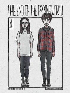 ALYSSA + JAMES THE END OF THE F***ING WORLD