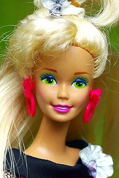 1991 Party in pink Barbie