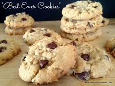 """Are you looking for a new cookie recipe? This """"Best Ever Cookie"""" recipe may be the answer."""