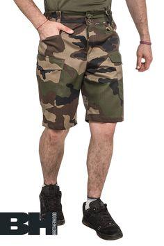 Shorts Camo, CCE