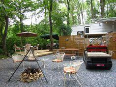 campsite idea