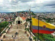 #Guayaquil Vista desde el Faro de #LasPeñas  Vive tu mejor #aventura con #Rutaviva#TravelTheWorld  Encuentra cientos de DESTINOS y HOTELES en  www.rutaviva.com  _____________________________________________ Photo: @xiomara593 #AmoEcuador #ViajaPrimeroEcuador#FeelAgainInEcuador  #Ecuador#FamiliaViajeraEcuador  #allyouneedisecuador #travelblogger #mochileros #natgeotravel#SoClose #LikeNoWhereElse #amor  #AllInOnePlace#instatravel #TraveltheWorld #primerolacomunidad#World_Shots #live…