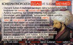 """Konstantinopolis'in işgal, yıkım ve talan kutlamaları  29 Mayıs, """"İstanbul'un Fethi"""" günü olarak her zamanki gibi Milliyetçi ve İslamist şövenizmin şahikası olarak kutlanacak. TCB Erdoğan, Başbakanıyla birlikte bu vesileyle bir seçim çalışması olarak gövde gösterisine hazırlanıyor.  Öncelikle şu """"İstanbul'un Fethi"""" terimini sorunlu olduğunu söyleyeyim: Fetih, aslında Müslümanlar tarafından yapılan işgal, yıkım, talan, yayılma hareketinin """"kutsal"""" bir kılıfa büründürülmesidir. Cihad'dan…"""