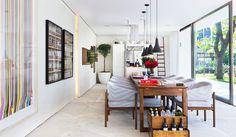 Casa Cor São Paulo 2013 | Home Office e Ambiente Gourmet | Dado Castello Branco