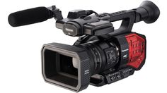 Panasonic's 4K AG-DVX200PJ Camcorder Will Cost $4,695. | 4/3-Inch Camera Aimed at Documentary, Reality TV, and Event Production Will Ship in October