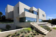 House in Las Rozas par le studio A-cero Architects
