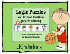 Calculating Density  Logic Puzzle  Critical Thinking by The     Pinterest     Lateral Thinking