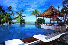 The Oberoi Lombok, Indonésie. Superbe !