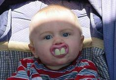 15 Baby Pacifiers That Are So Wrong They're Right