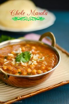 Many people want to find out about indian cooking beef curry. Well this is what our web site is all about. So click through and see how we can give you that. North Indian Recipes, South Indian Food, Indian Food Recipes, Vegetarian Recipes, Delicious Recipes, Easy Baking Recipes, Baby Food Recipes, Easy Chole Recipe, Channa Masala