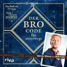 """Das Buch """"Der Bro Code für unterwegs"""""""