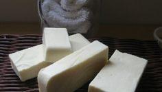Dreamy Homemade Bath Soap