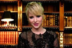 Celebrities Read Rob Ford's Statement Aloud Rob Ford, Celebrities Reading, Jennifer Lawrence, Funny, Hilarious, Entertaining, Fun, J Law