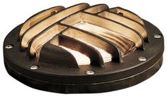 Kichler Lighting 15694AZ Rock Guard/Glare Shield Lens Accessory, Architectural Bronze by Kichler. $30.00. From the Manufacturer                The Kichler Lighting 15694AZ Rock Guard/Glare Shield Lens Accessory is compatible with the 15194 Low Voltage Landscape Enclosed PAR 36 Well Light. This accessory is made of durable thermoplastic composite resin and is corrosion resistant. The 15694AZ is finished in Architectural bronze and helps protect the well light's len...