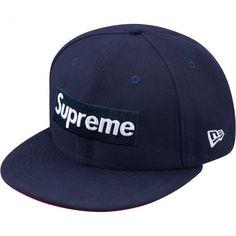 SUPREME -Supreme box logo new era -THE SHAPE OF THE SEASON