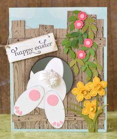 SUO - Peter Rabbit Easter Card