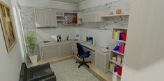 escritório armários - Google Search