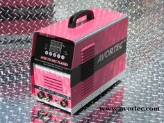 Pink Plasma Cutter for the coolest metal art designs!