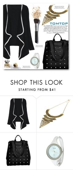 """""""TOMTOP"""" by angelstar92 ❤ liked on Polyvore featuring Chanel, ASOS, vintage, tomtop and tomtopstyle"""