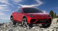 Lamborghini finally takes the wraps off its much rumored SUV during Auto China 2012 in Beijing. The Urus concept points the direction for a production SUV in the Lamborghini line-up. Lamborghini Suv Urus, Ferrari, Lamborghini Concept, Porsche Panamera Turbo S, Porsche 918 Spyder, Porsche Suv, Audi Q7, My Dream Car, Dream Cars